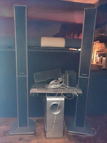 Kino domowe Panasonic model SbFs741