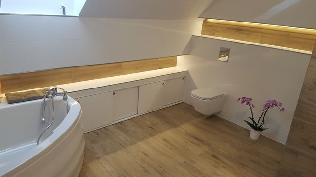 Wykończenia wnętrz, łazienki, płytki,kafle, panele,malowanie, gładzie.