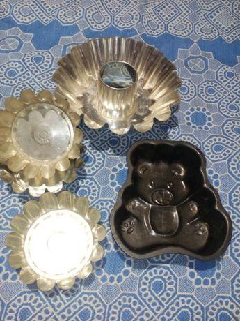 Формочки для выпечки набор