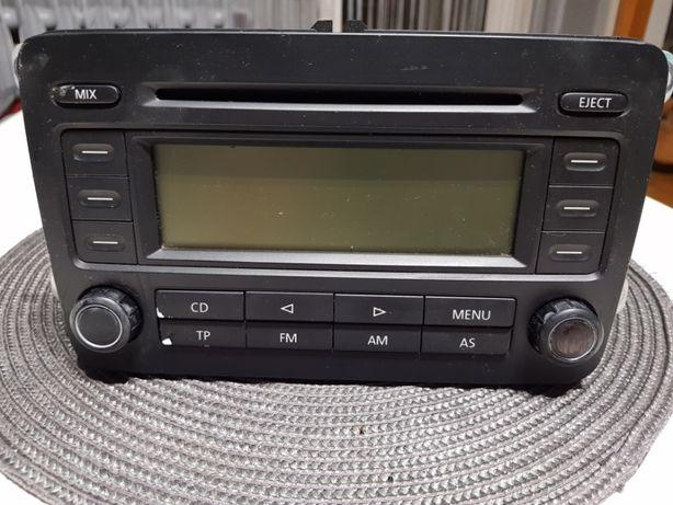 Oryginalne radio samochodowe vw