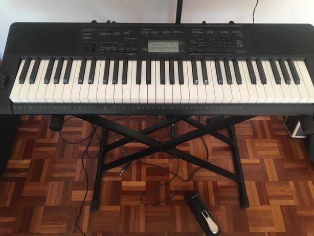 Piano Casio CTK-3200