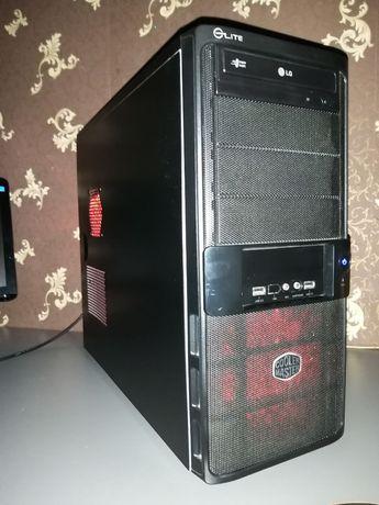 Пк. Компьютер на базе AMD Phenom ll x4 955. Системный блок.