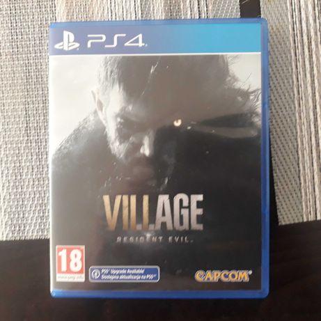 Resident Evil Village  ps4.