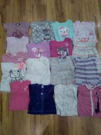 Ubranka dziecięce 68-74