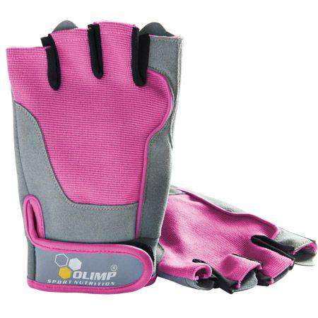Rękawice fitness Olimp różowe XL NOWE