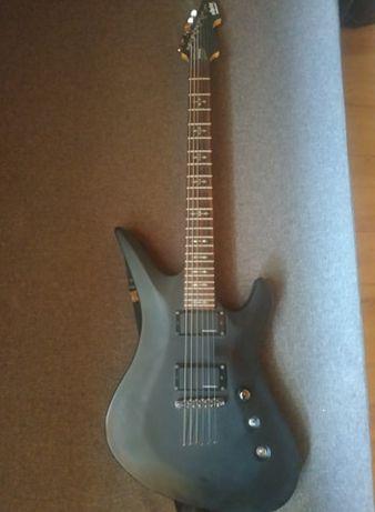 Gitara schecter Revenger stblk 6 strun