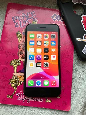 iPhone 7 (32Gb) Black Matte Neverlock