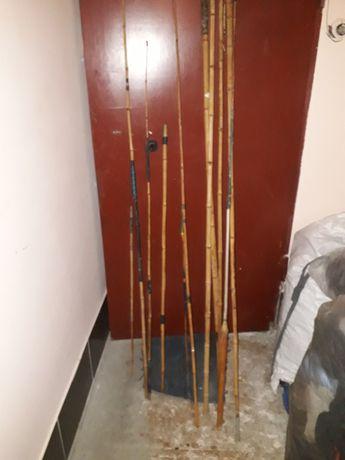 Удочки бамбуковые