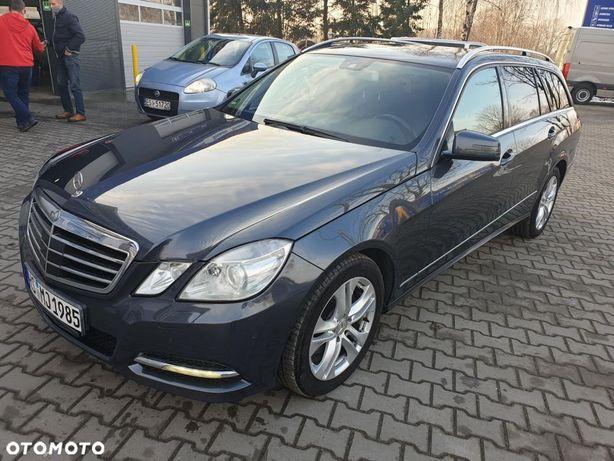 Mercedes-Benz Klasa E 3.0Diesel*AVANDGARDE*Zamiana*BEZWYPADKOWY*Perfekcyjny Stan*Po Opłatach