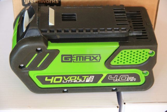 Аккумуляторная батарея Greenworks 40V G40B4 (29472) ( 4 А/ч)