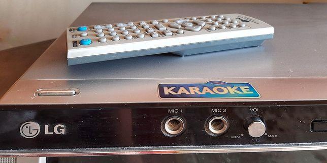DVD плеер LG DK 678 Xnip