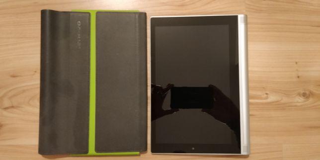 Lenovo yoga tab 2 10' 1050L LTE 2/16 + pudełko i oryginalny pokrowiec