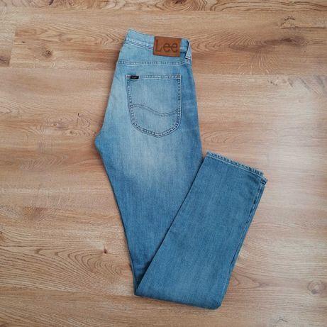 Spodnie jeansy Lee W29 L32