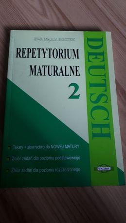 Deutsch. Repetytorium maturalne 2 - Ewa Maria Rostek