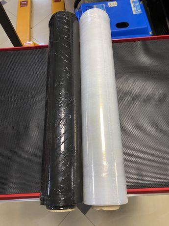 Стрейч Плівка чорна / прозора 2,2 кг ЧОРНА ЗАКІНЧИЛАСЬ