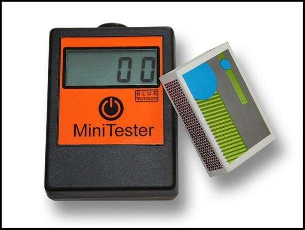 Толщиномер. MGR-A-10Fe (Mini Tester) Толщиномеры. Товщиномір