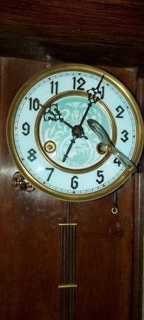 Piękny zegar FMS ścienny eklektyk