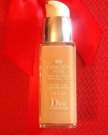 Тональный крем сыворотка Dior Nude №23 Forever №20 Тестер оригинал