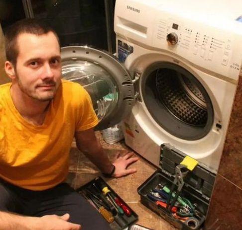 Ремонт Стиральных машин. Ремонт холодильников на дому