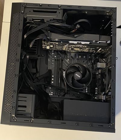 Komputer do gier Ryzen 3 1200 Rx 570