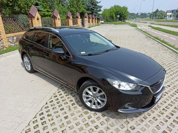 Mazda 6 GJ 2.2 *SkyActive*I-Eloop*Tomtom*Rok w Kraju!!