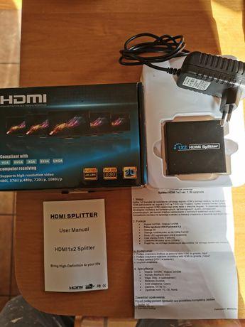 Splitter HDMI, rozdzielacz sygnału