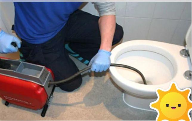 Прочистка канализации Полтава, чистка засоров, чистка канализации труб