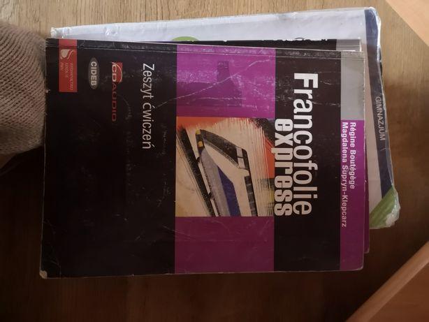 Sprzedam książki do niemieckiego i francuskiego