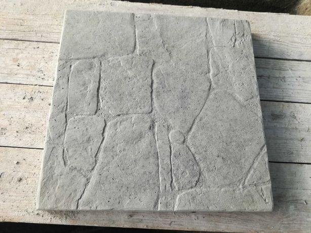 Płyty/Płytki chodnikowe tarasowe betonowe 30x30x3 NOWE