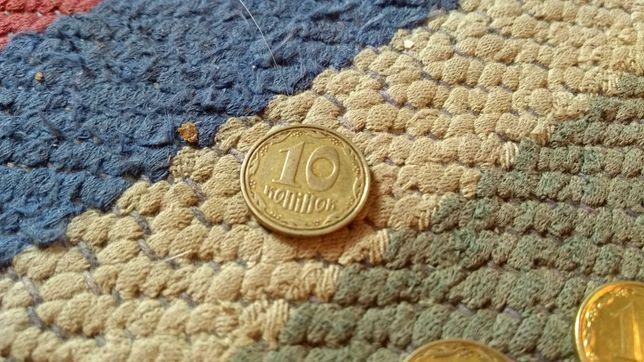 RRR 10 копеек 2003 Украина нет в каталоге.