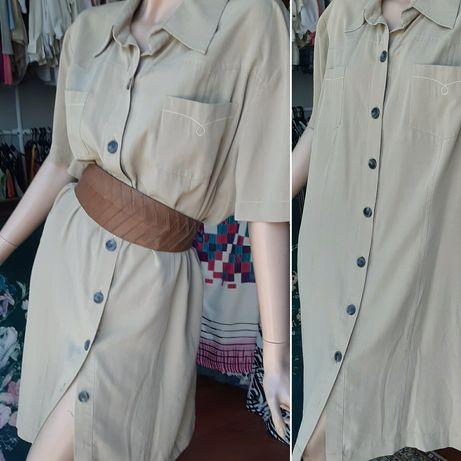 Vestido/camiseiro vintage