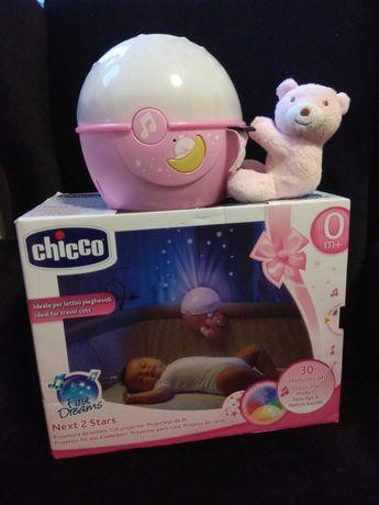 Projektor pozytywka lampka Chicco
