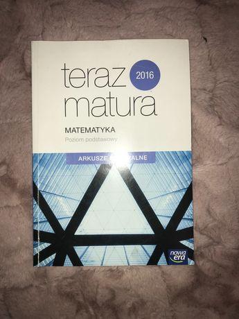 Teraz Matura. Matematyka. Arkusze Maturalne 2016, p. Podstawowy