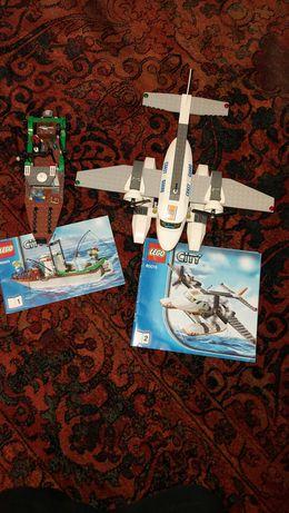 Lego - trzy zestawy