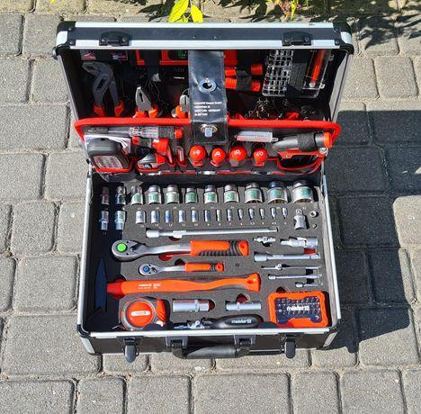 Walizka na kółkach Meister z narzędziami!