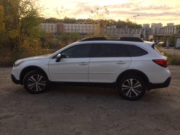 Subaru Outback Limited 2017