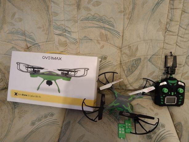 Dron OVERMAX , nietrafiony prezent