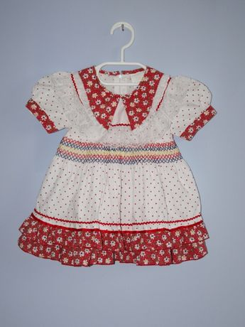 Sukieneczka sukienka r. 74