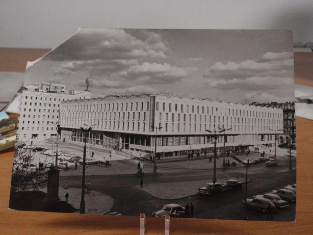 Pocztówki Warszawa lata 60 i 70-te