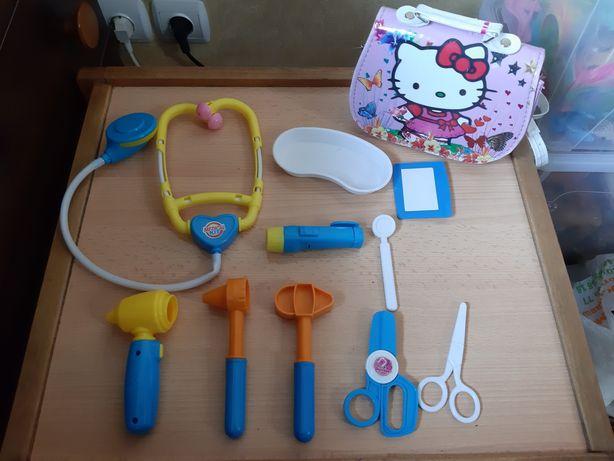 Набор доктора для ребенка