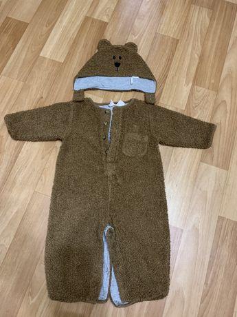 Новогодний карнавальный костюм, костюм мишки (ведмедь)