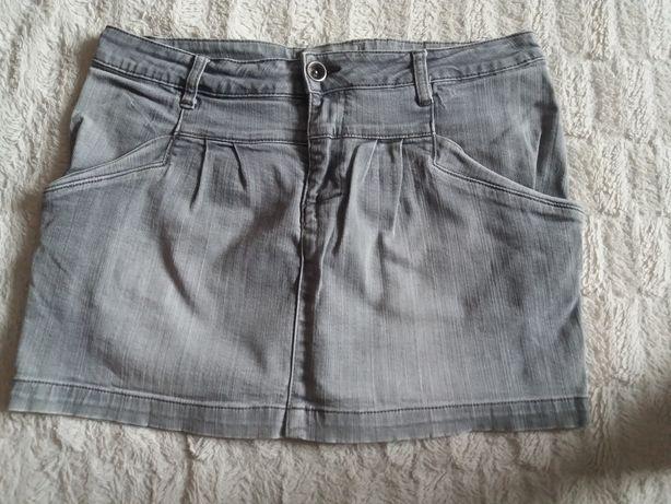 Spódniczka jeansowa Diverse roz M