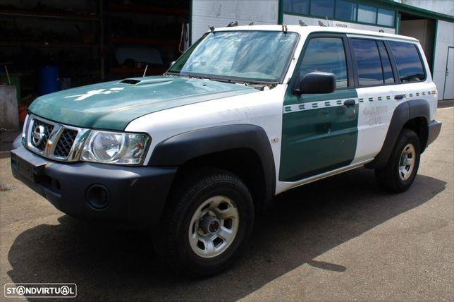Nissan Patrol GR Y61 3.0 DI PARA PEÇAS 04-10