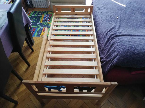 Sprzedam łóżko dzieciece