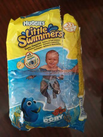 Подгузники для басейна Huggies Little Swimmers, размер 2 (3-8 кг)
