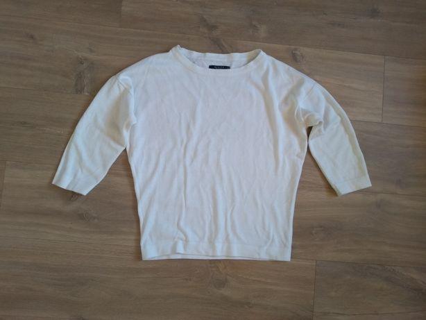S Mohito Sweterek bluzka biała