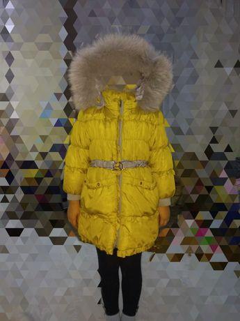 Пальто холодная осень- тёплая зима.