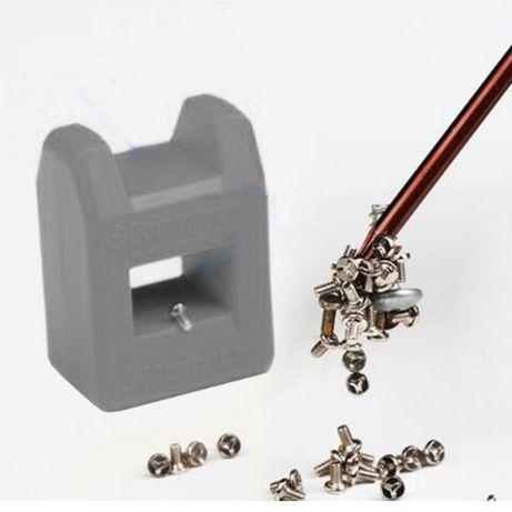 Magnetizador de chave de fendas parafusos