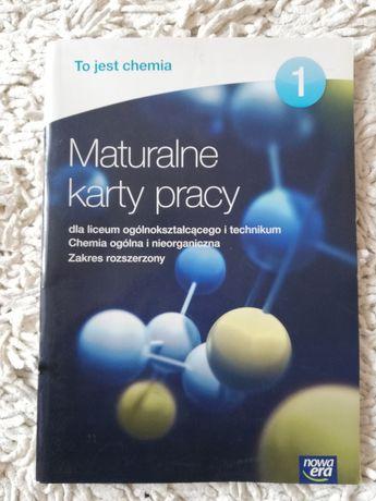 Maturalne karty pracy 1 to jest chemia