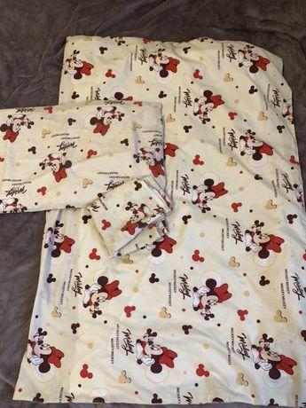 Детское постельное белье для днвочки